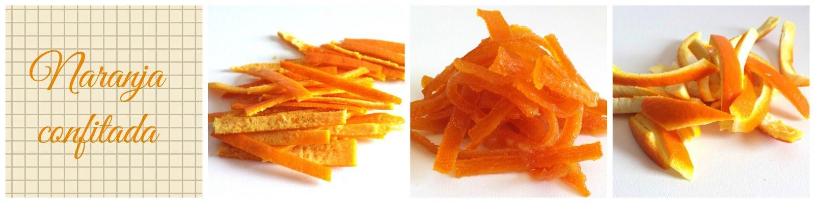 Sweet Pepitas Cómo Hacer Piel De Naranja Confitada Piel De Naranja Naranja Confitada Naranja