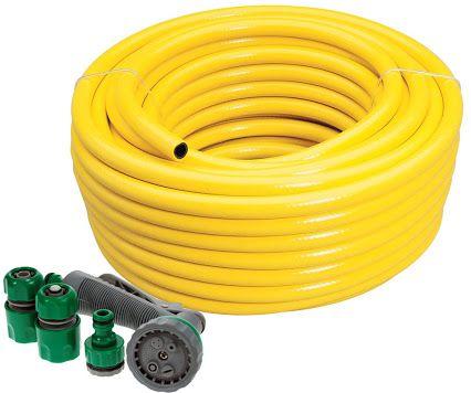 Draper 12mm Bore x 30M Heavy Duty Garden Watering Hose Pipe 56314
