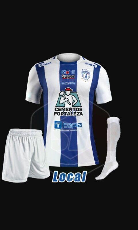 43a565015 Special Nike Club Pachuca Chapecoense Tribute Kit