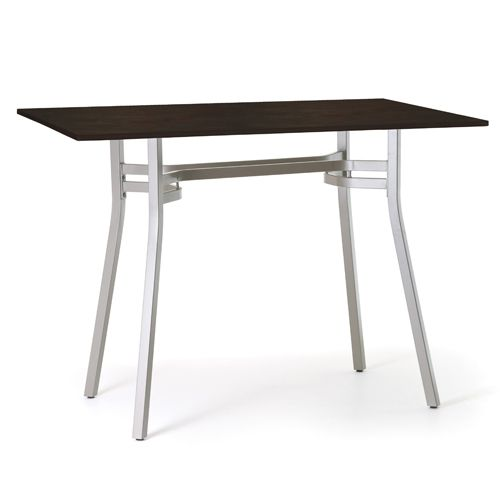 Matis Bar Counter Table Rectangle East West Futons