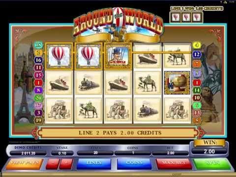 Игратьв игровые автоматы вокруг света продукция казино