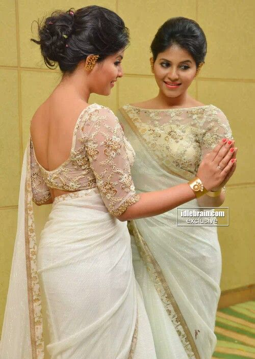 92a8454f184df6 Saree Specials | blouse pattern | Blouse designs, Saree blouse, Sari ...