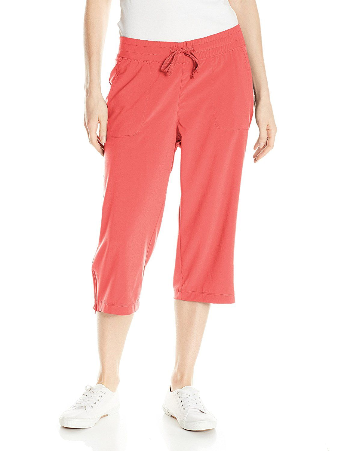 2019 year lifestyle- How to capri red wear pants