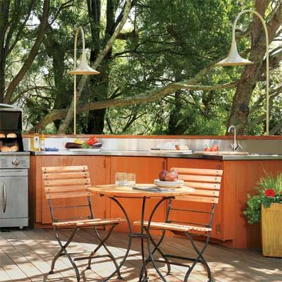 Plan The Perfect Outdoor Kitchen Outdoor Kitchen Outdoor Decor Outdoor Furniture Sets