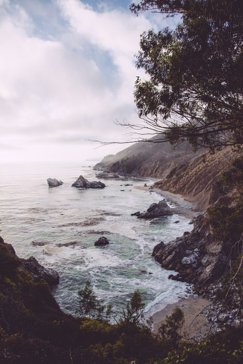 Yes Once Upon A Time I Lived Here Beautiful Places Beautiful Nature Big Sur