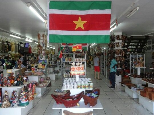 Readytex   Lobi, This is us, Suriname