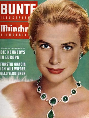 Grace Kelly..emeralads