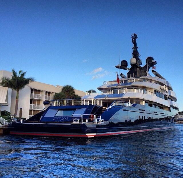 Steven Spielberg S Yacht Seven Seas Photo By Sweetwaterpete