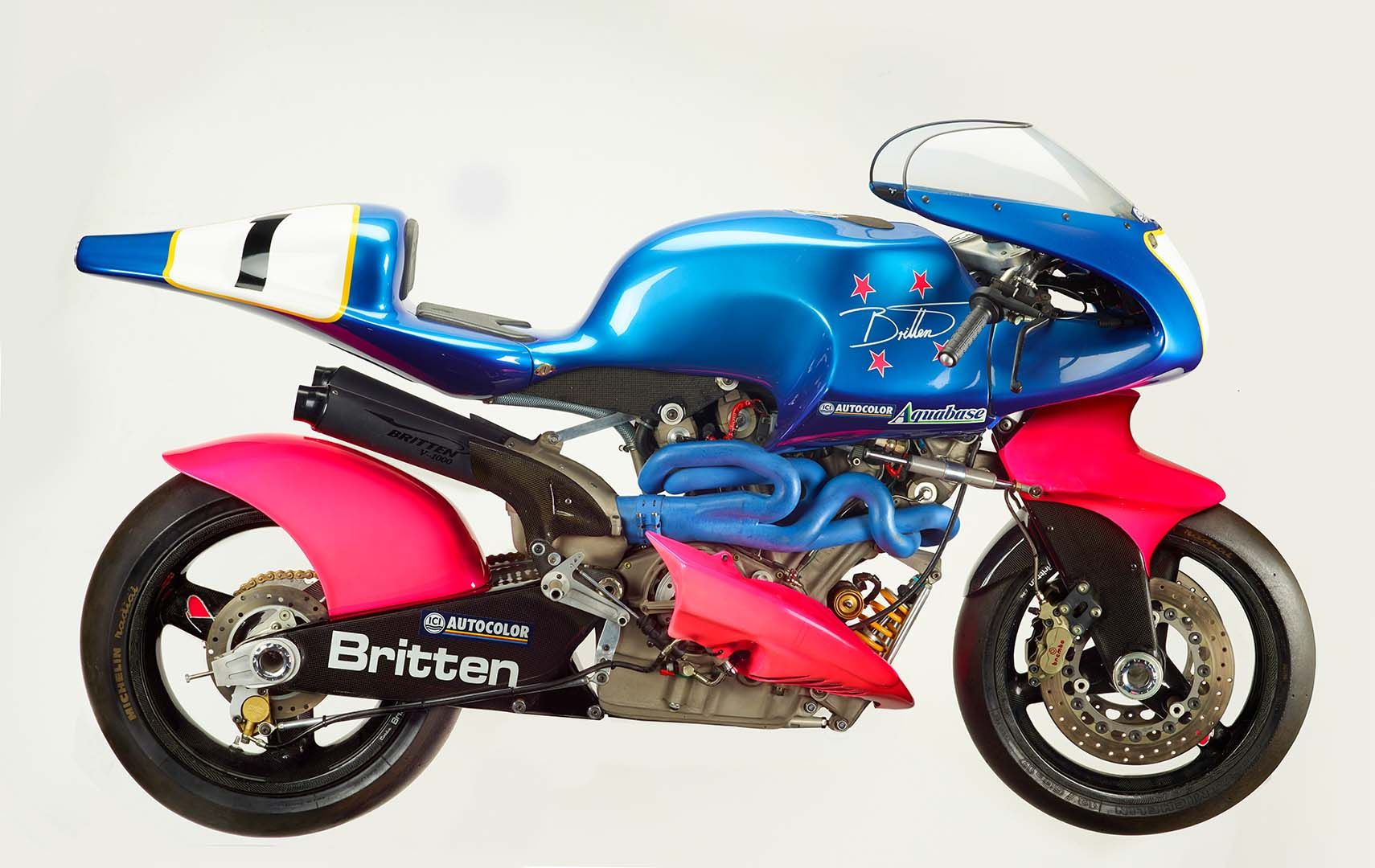 The Legendary Britten V1000 Is Just One Of The Incredible Machines