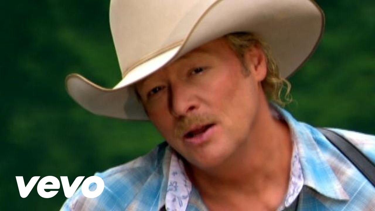 Alan Jackson I Still Like Bologna Alan Jackson Music Videos