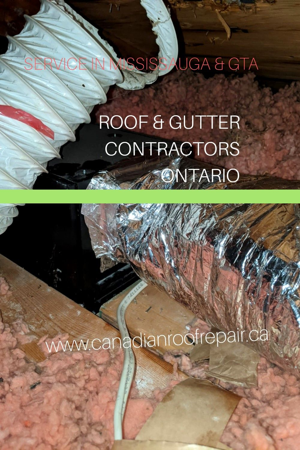 Pin On Roof And Gutter Contractors Ontario