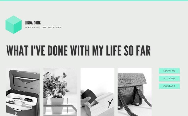industrial design portfolio layout - Google Search | Portfolio ...