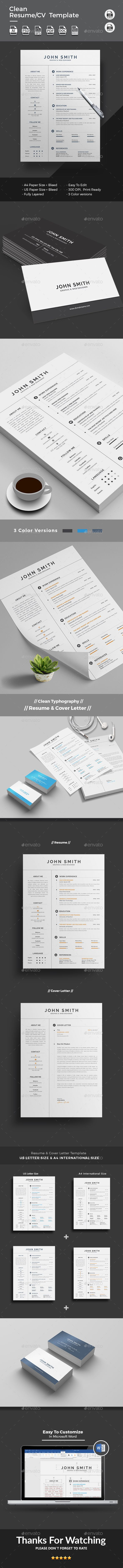 Resume | Identidad visual, Curriculums y Comprar
