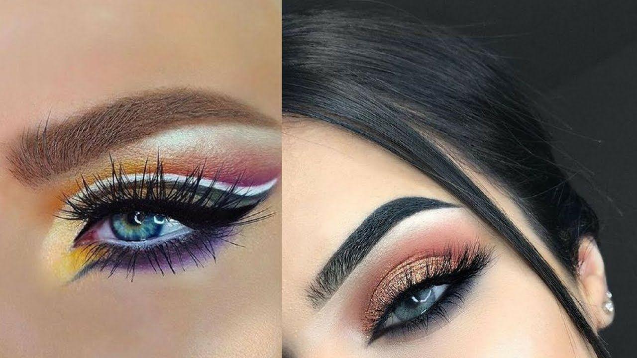 Easy Everyday Eye Makeup Tutorial Beautiful Eye Makeup Tutorials