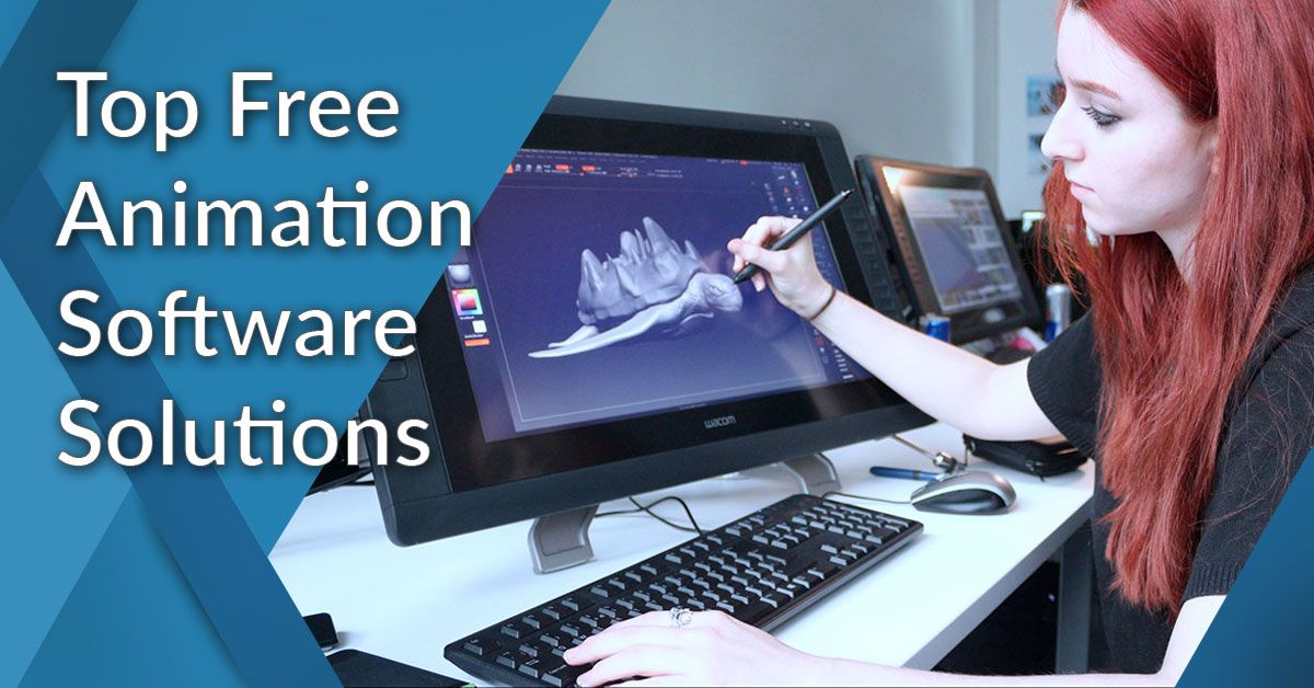 8 best free animation software for 2020