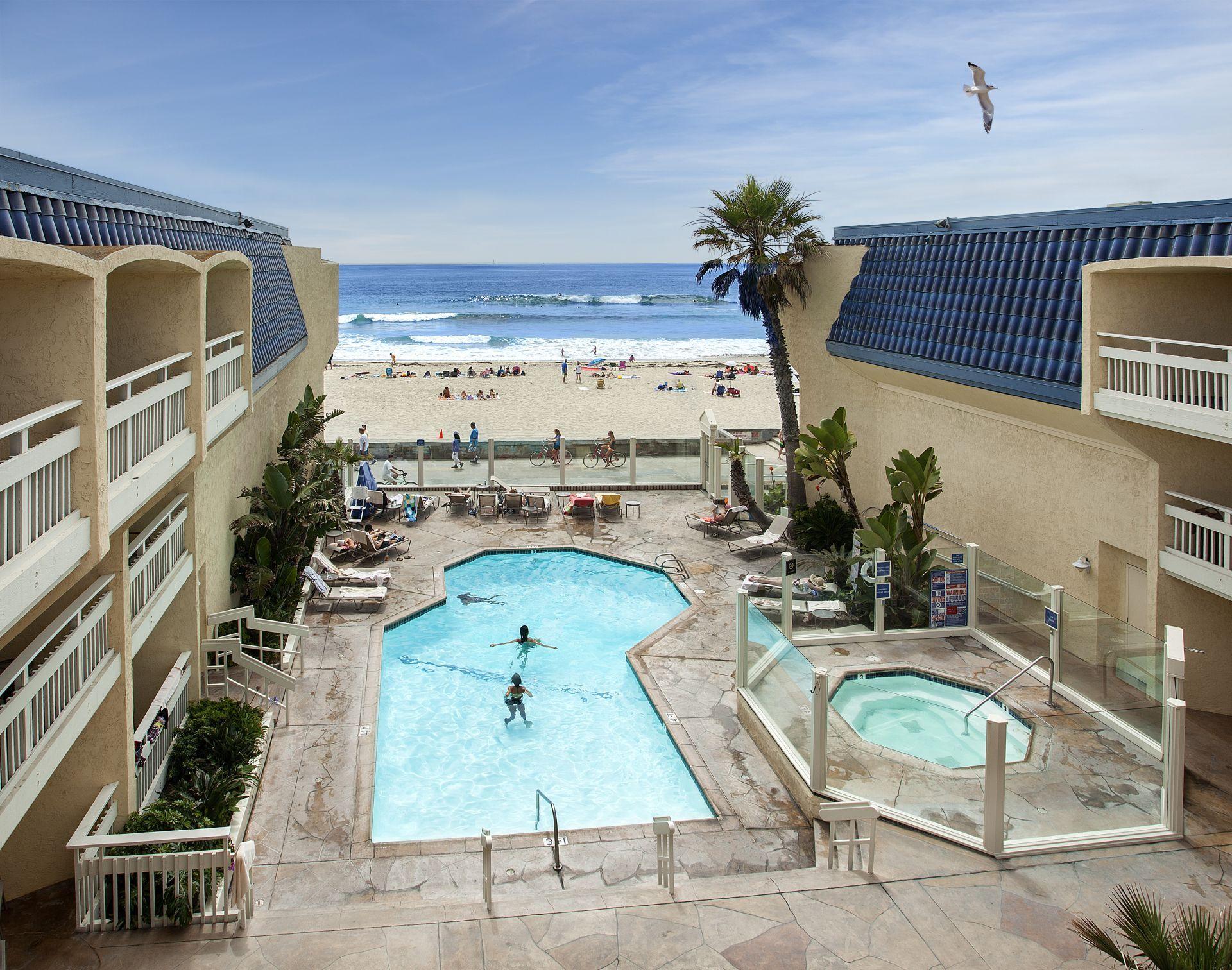 Hotel In Pacific Beach