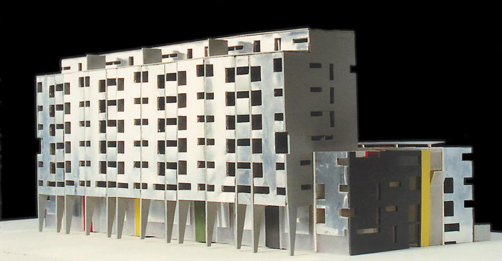"""110 V.P.O. """"Las Rosas"""" (Madrid) - Alberich-Rodriguez Arquitectos / Francisco Domouso"""