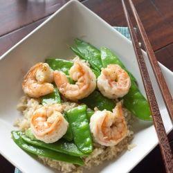 Black Pepper Caramel Shrimp recipe