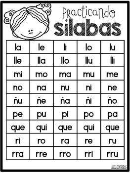 mi libro de palabras alphabet fluency in spanish kinderland collaborative preschool. Black Bedroom Furniture Sets. Home Design Ideas