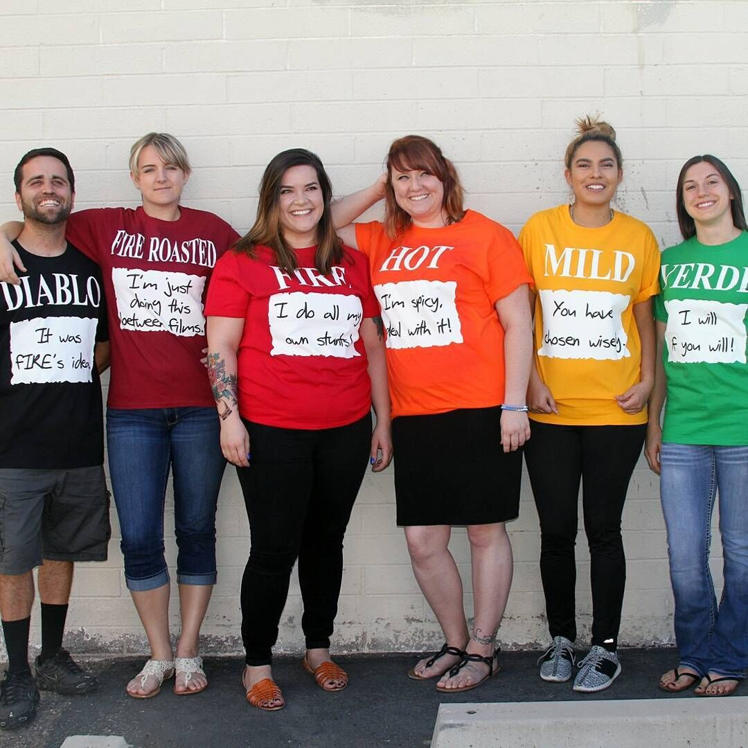 Easy Office Group Halloween Costume Ideas from i.pinimg.com
