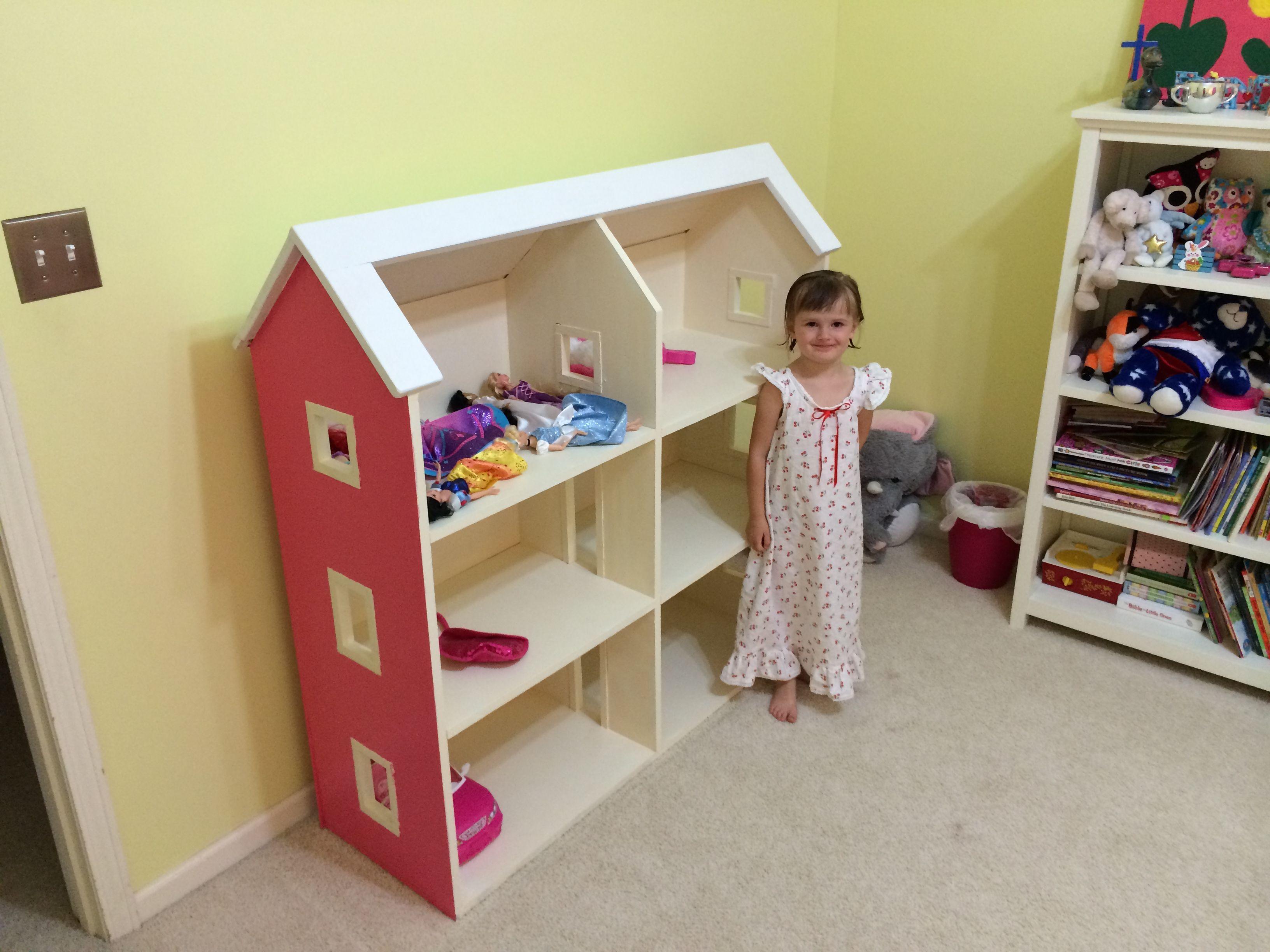 Ana White Dollhouse Amazing Design