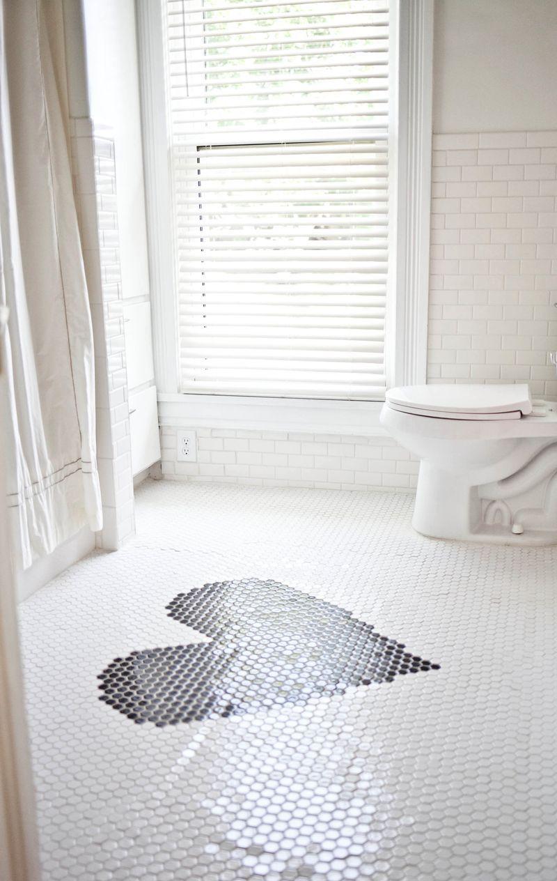 Studio Bathroom Tour Before After Mosaic Bathroom Bathroom