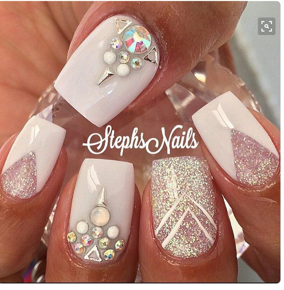 Pin by Gracie Jean🌼 on Nails | Pinterest | Make up, Nail nail and ...