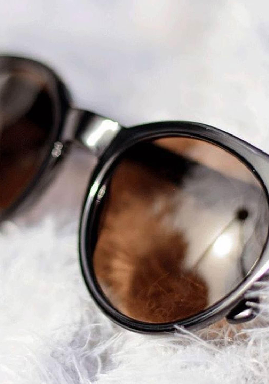 Cat Eye Sonnenbrillen von rocco by Rodenstock passen perfekt zu ...