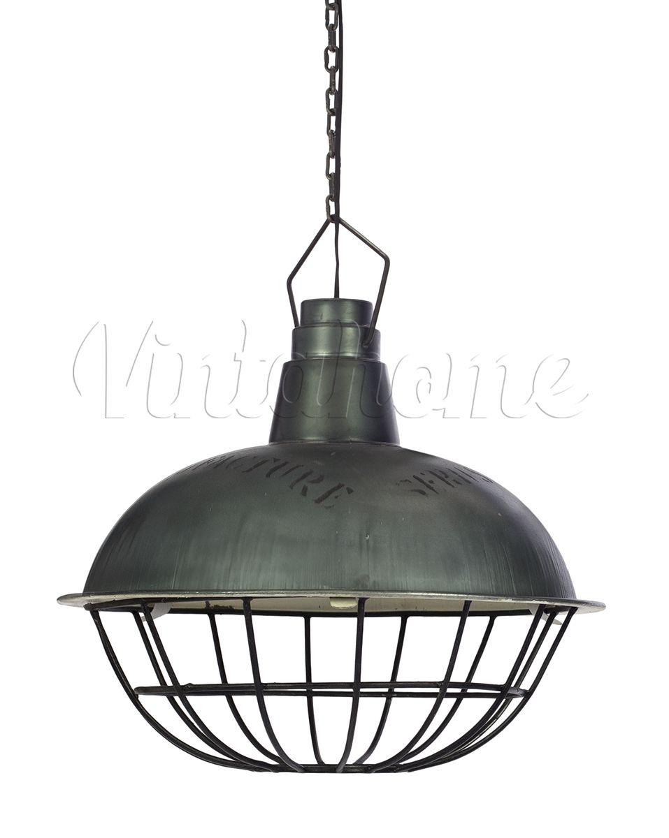 Lámpara vintage y indusrial decoración vintage barMuebles 3A5cqRj4L
