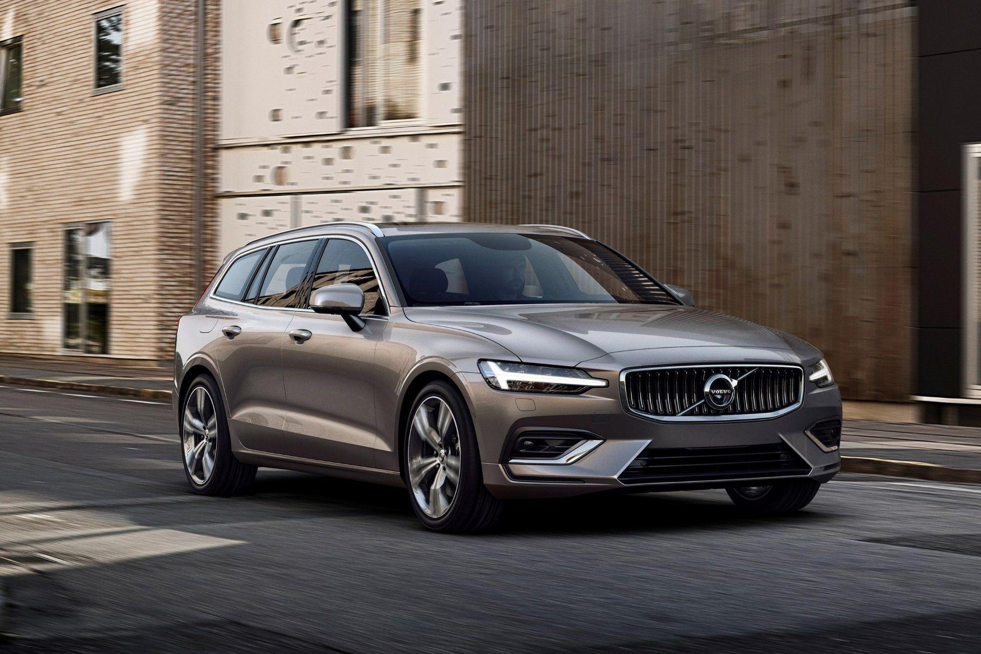 2019 Volvo V60 자동차