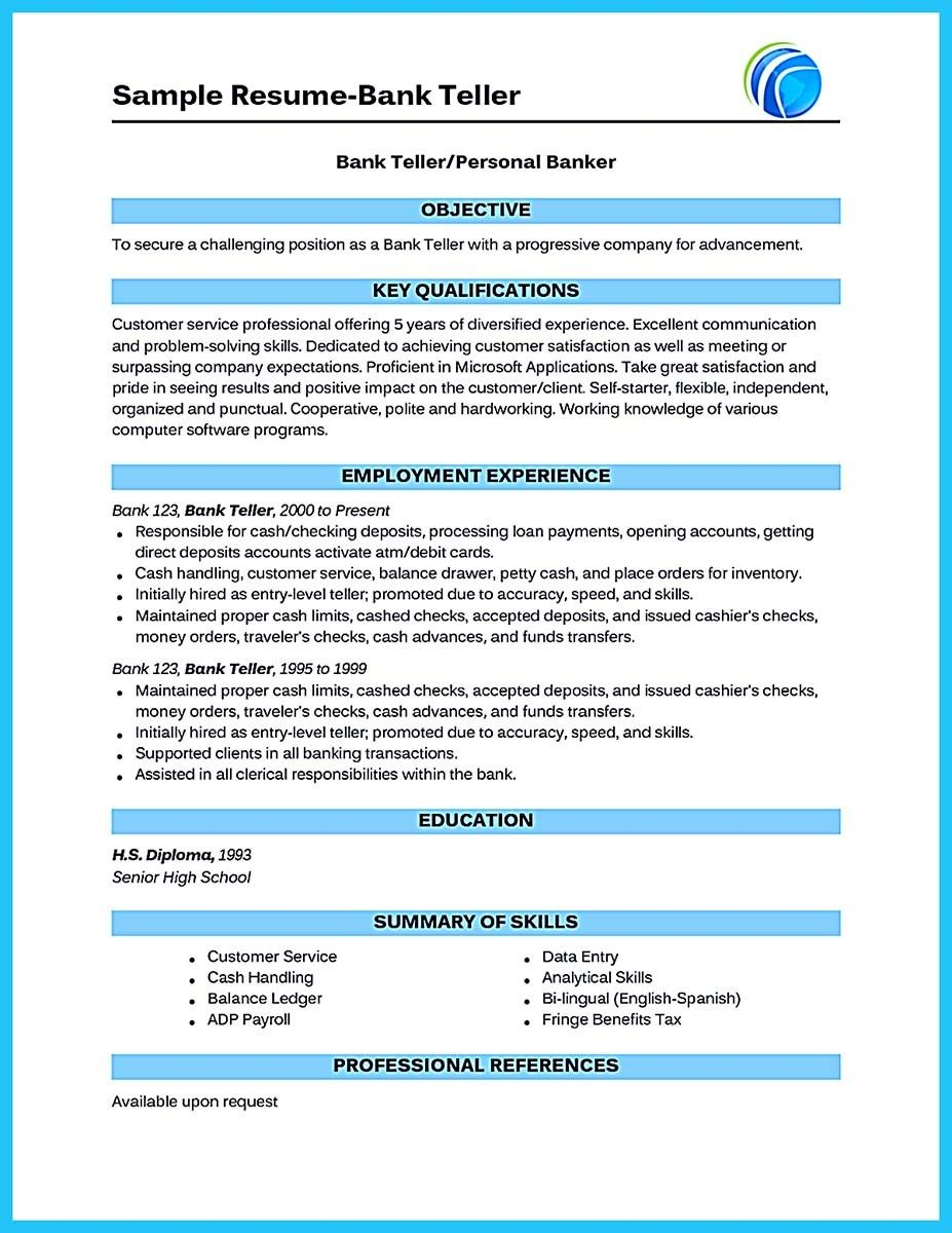 cover letter bank teller entry level reliable use mba job and
