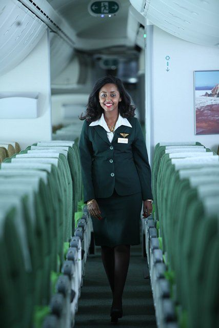 ethiopian airlines stewardess   u0026quot why don u0026 39 t you just let me