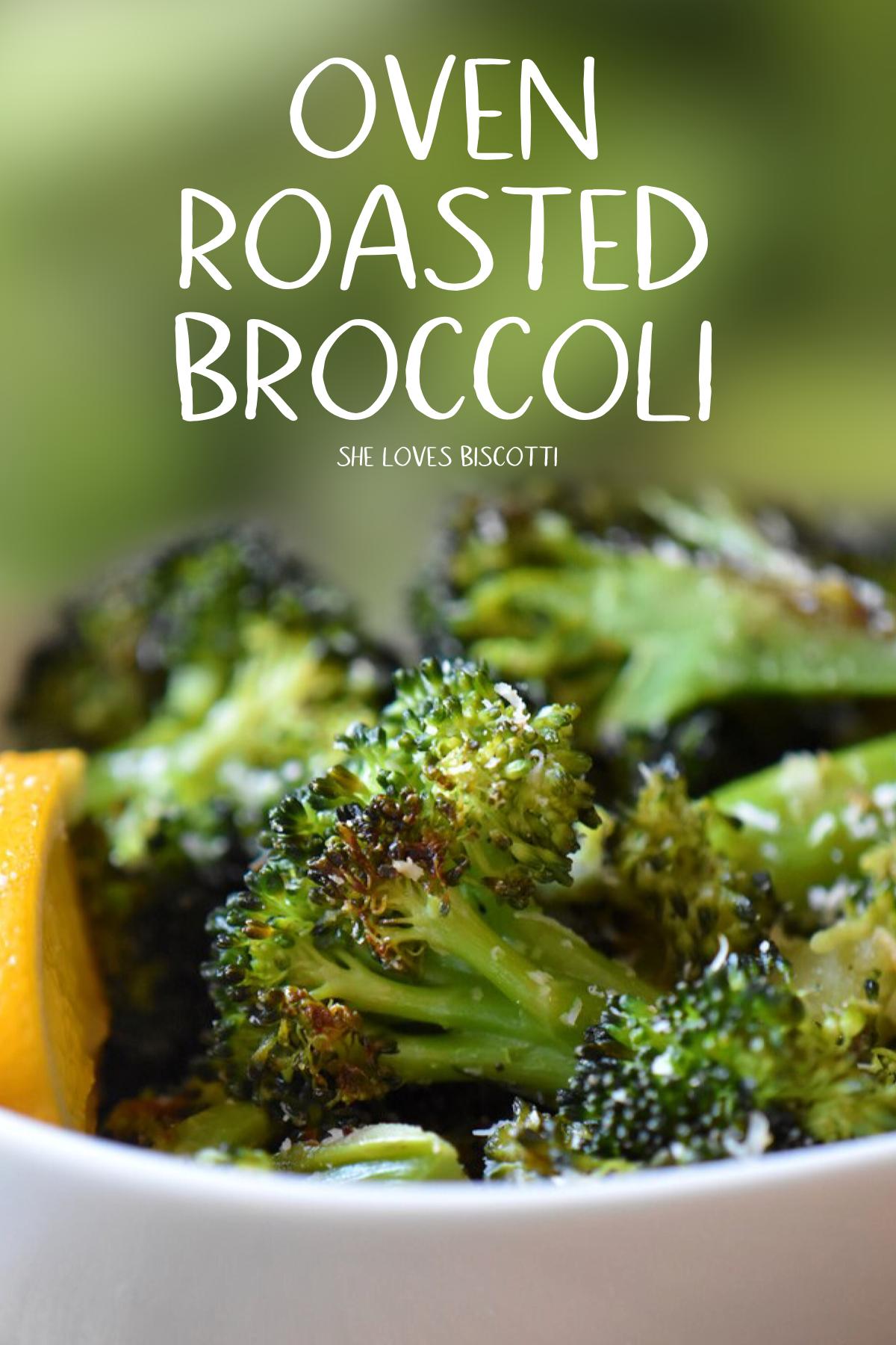 Oven Roasted Broccoli Recipe Simple Oven Roasted Broccoli Oven Roasted Broccoli Parmes Roasting Broccoli In Oven Roasted Broccoli Recipe Broccoli Recipes