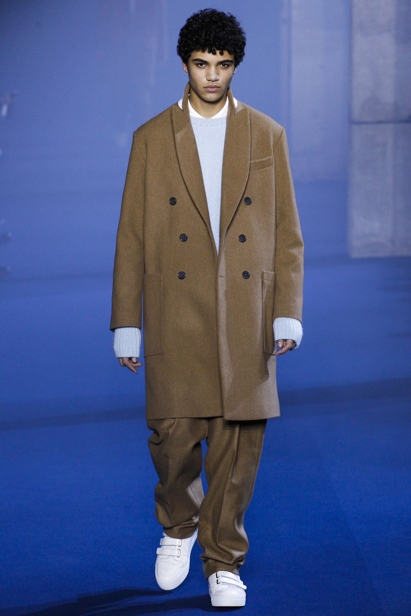 Ami fallwinter runwaymen pinterest menswear mens