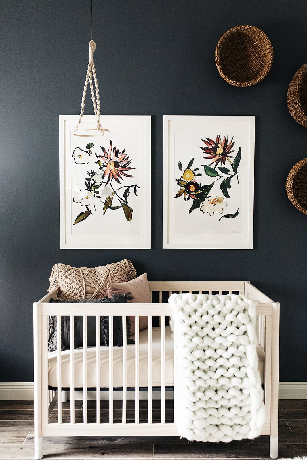 Photo of Behind The Design: Olive's Nursery — Lexi Grace Design