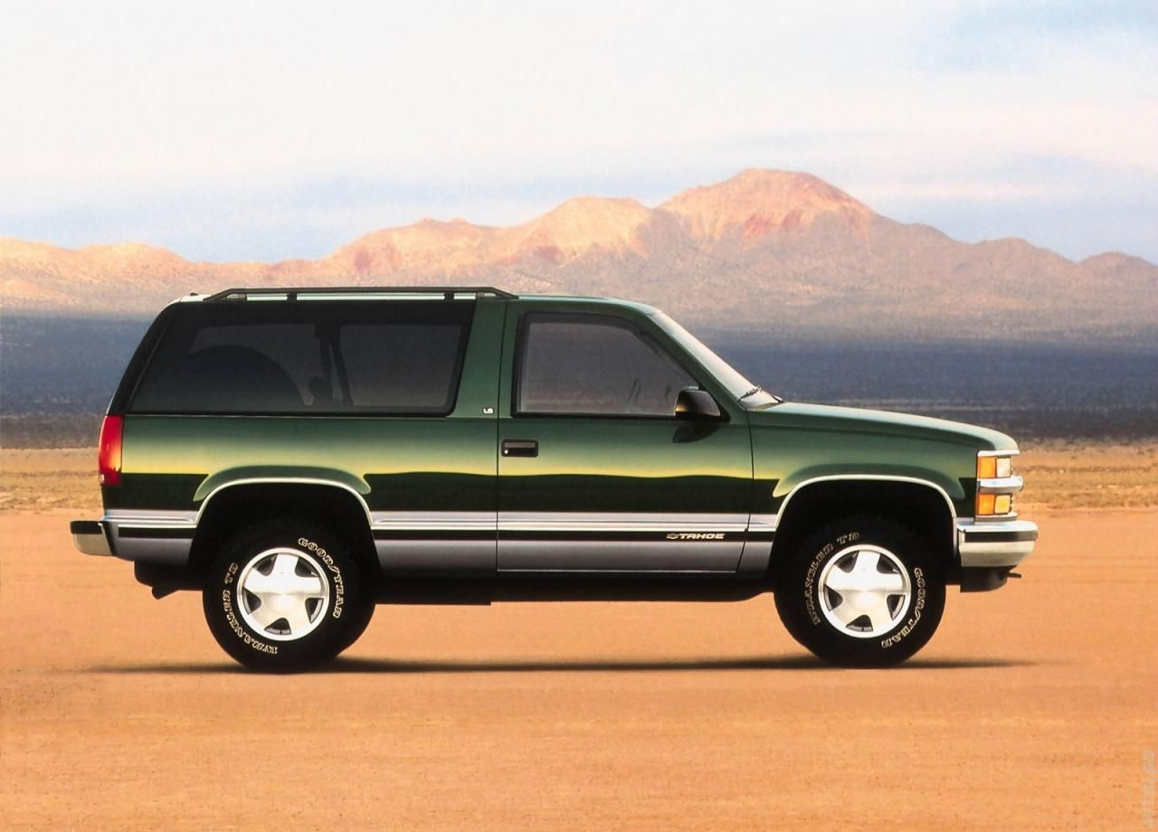 2000 chevrolet tahoe, another favorite. | back in the day