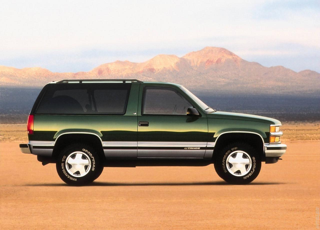 Tahoe 1995 chevy tahoe 4 door : 2000 Chevrolet Tahoe | Chevrolet | Pinterest | Chevrolet tahoe ...