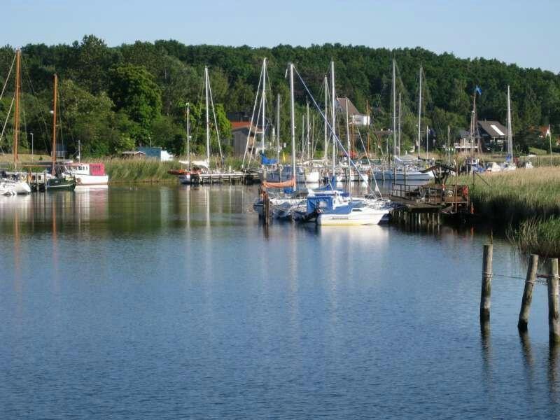 Insel Rügen - Yachthafen in Seedorf