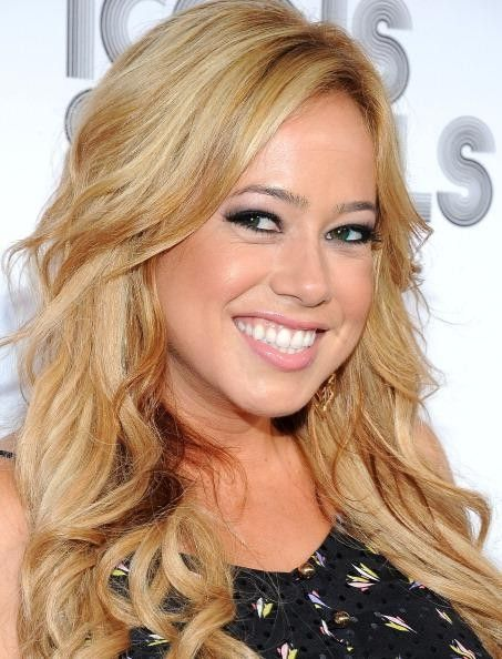 Sabrina Bryan Disney Channel Cheetah Girl - Delta Gamma -1064