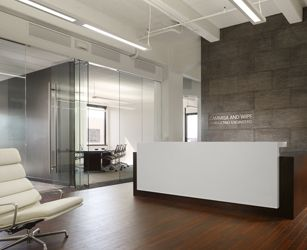 Client Cammisa and Wipf Location San Francisco CA Design Firm