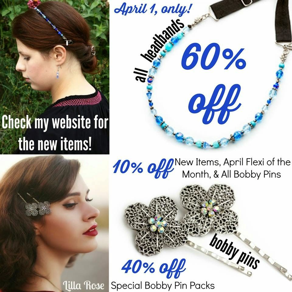 Mrs. Robinson Writes: Lilla Rose 24 Hour Sale!!