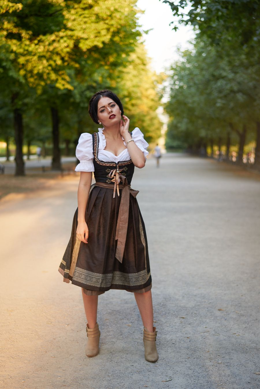 Fashion Blog Fashionblogger Munchen Deutschland Munich Oktoberfest