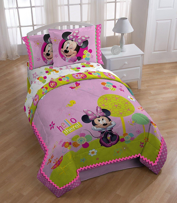 disney minnie bedding  disney bedding kids bedding sets
