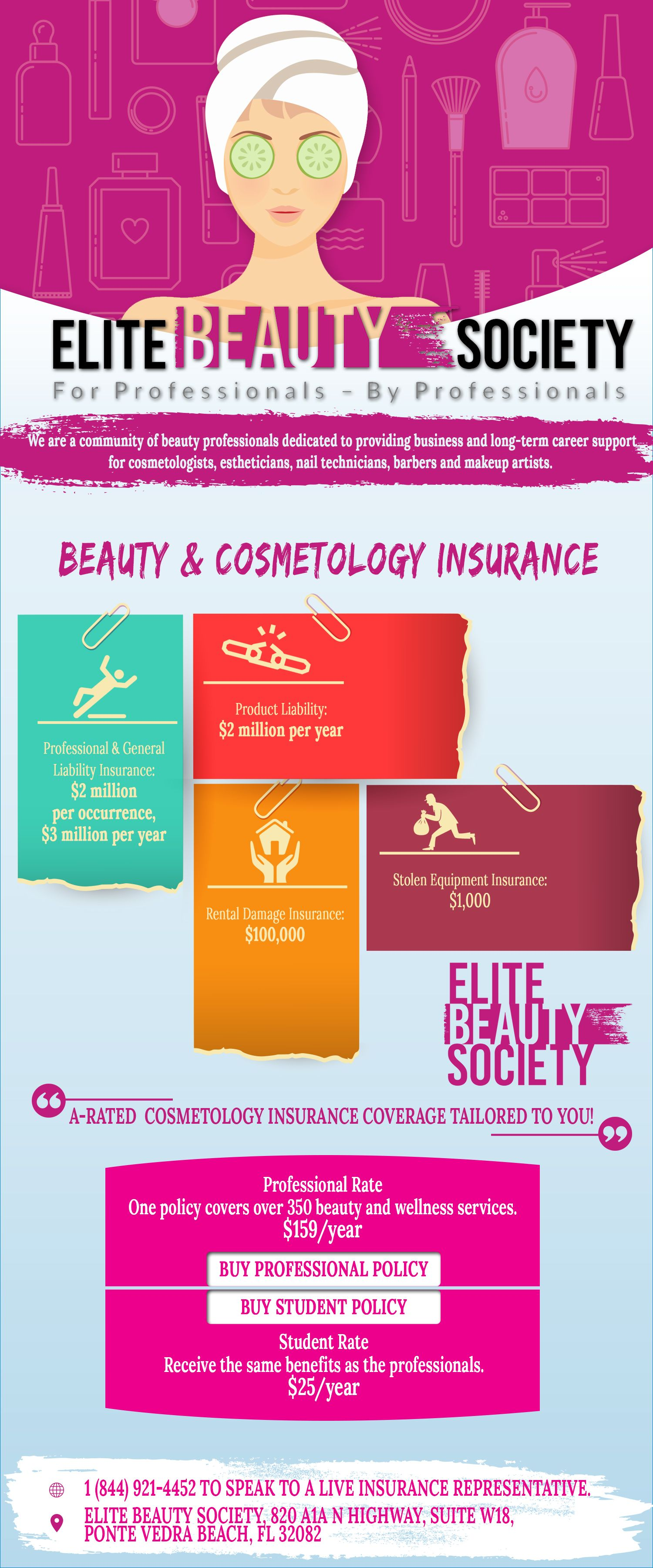 Upgrade your beauty career in Elite beauty society