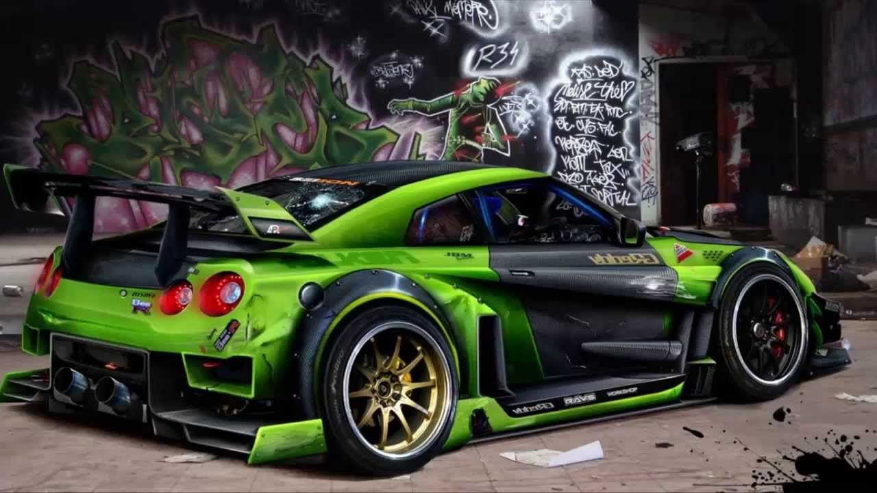 Voiture tuning voitures tuning pinterest voiture - Voiture tuning images ...