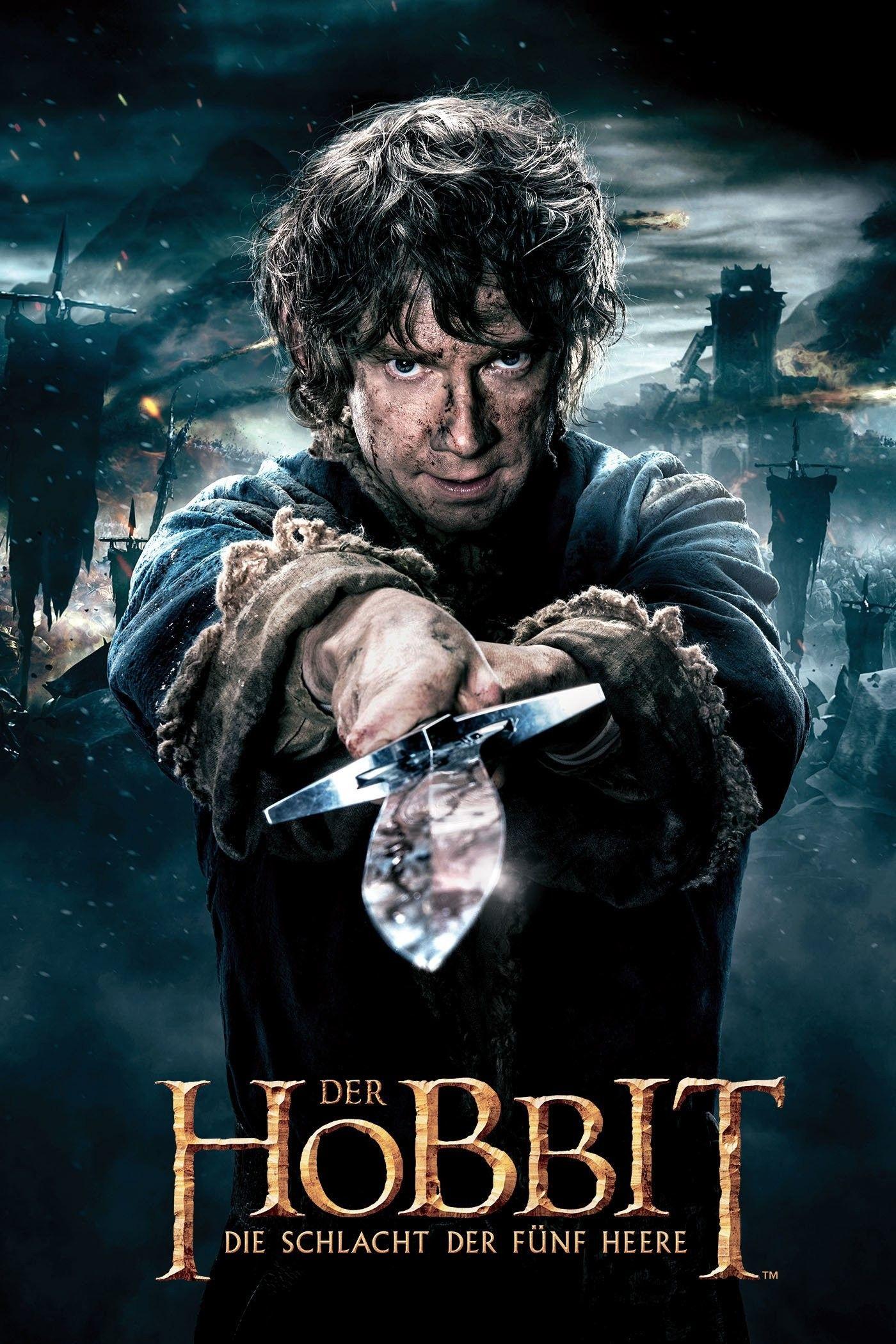 Der Hobbit Die Fünf Heere