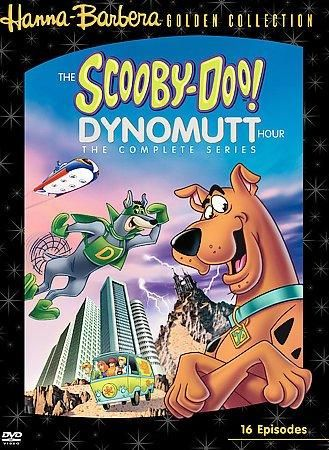 Scooby Doo The Dynomutt Hour The Complete Series Scooby Scooby Doo Scooby Doo Movie