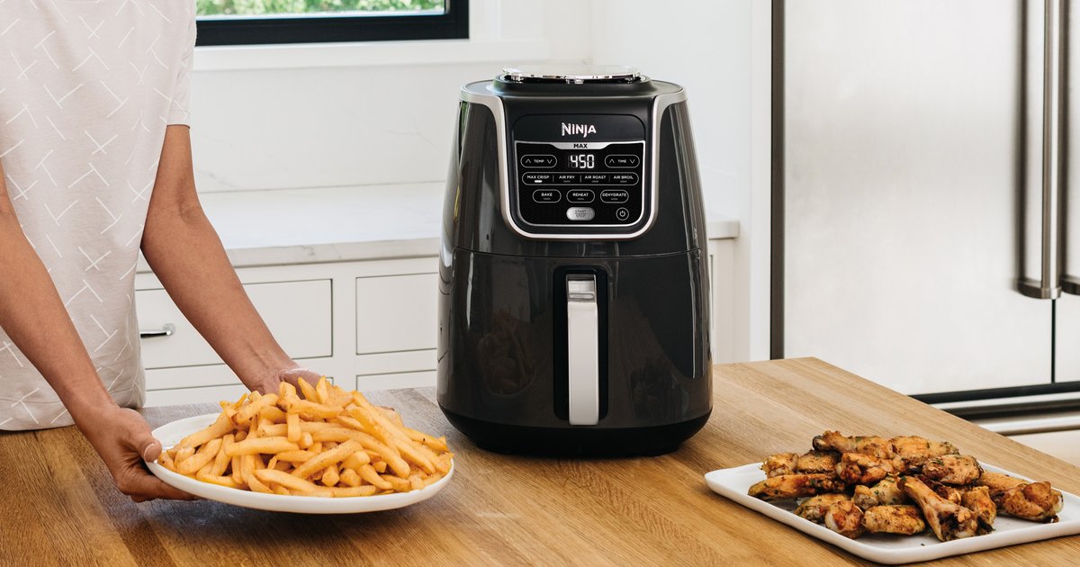Black Friday Came Early With These Deals On Air Fryers Air Fryer Deals Farberware Food Temperatures