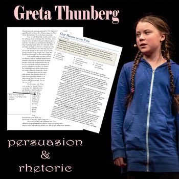 Greta Thunberg on Climate Change - Full Text included ...