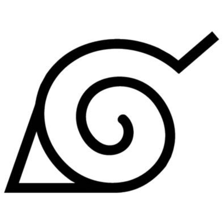 Naruto Konoha Anbu Anime Tokio Vinyl Decal Sticker Ops Symbol For